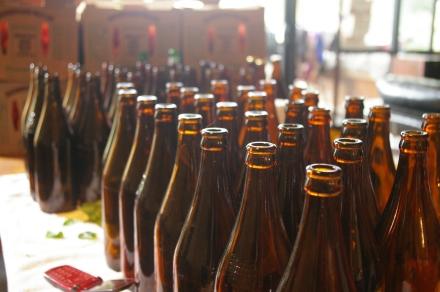 bottling passata