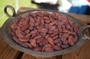 Bahen cacao beans
